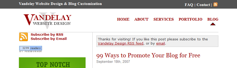 99 Ways to Promote Your Blog for Free