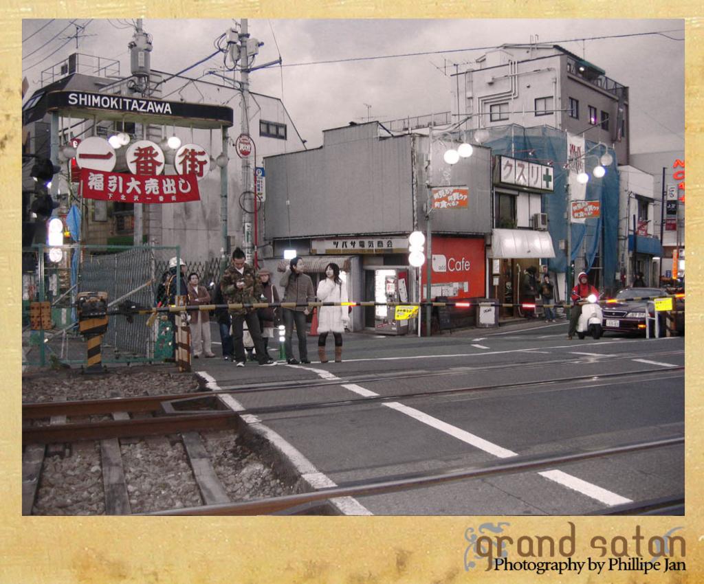 下北沢 (시모기타자와) 프리마켓 모습들 (실상은 보통 이야기들이 대부분)