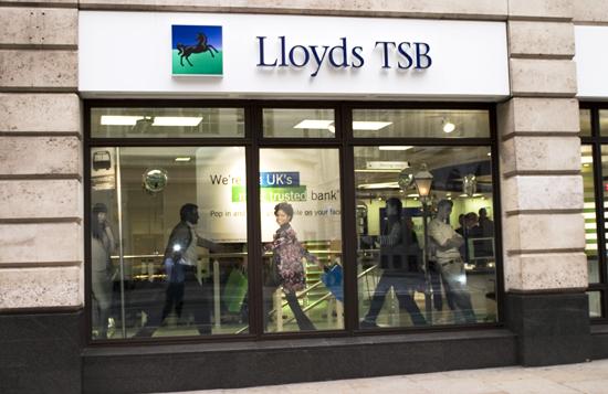 Lloyds TSB 로이드 은행