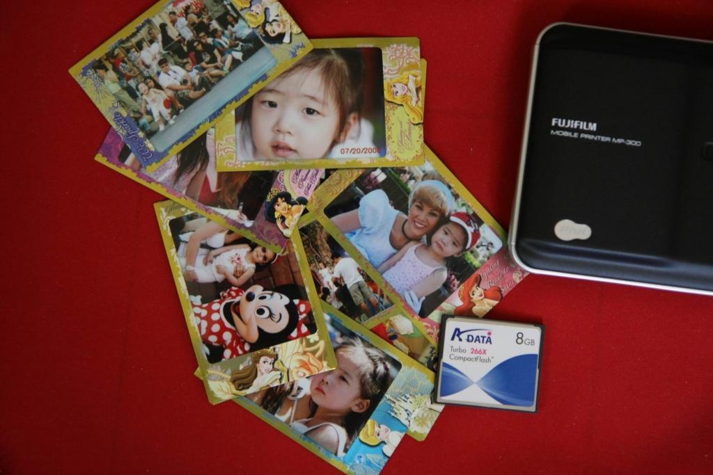포토 프린터 FUJI PiVi MP300