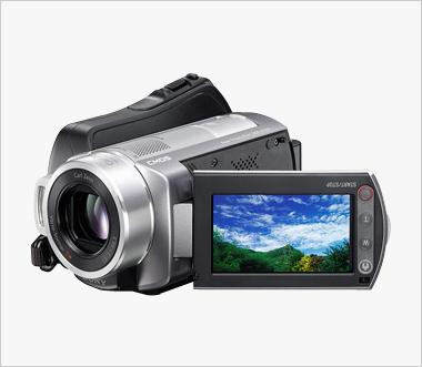 소니 핸디캠 HDR-SR10