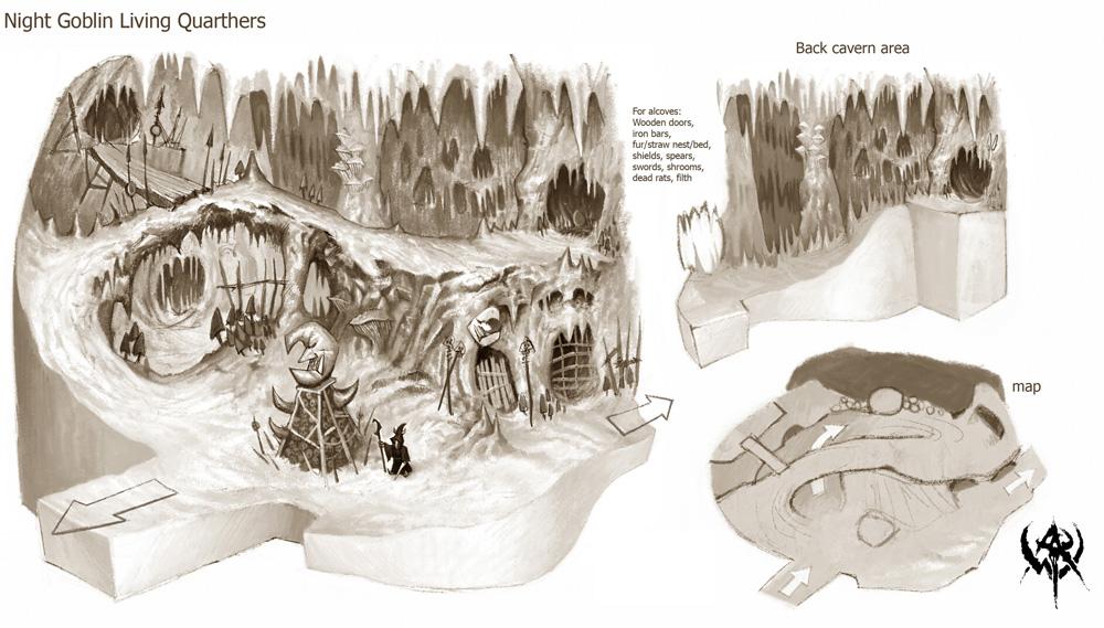 goblin cave crawler d&d adventures