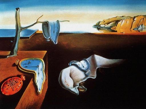 상상력의 천재화가, 살바도르 달리  Salvador Dali