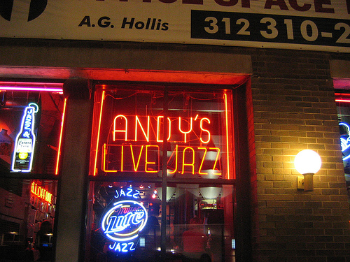 Andy's Jazz Bar