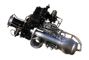 Allison 250 Rolls Royce gas turbine C20 - YouTube
