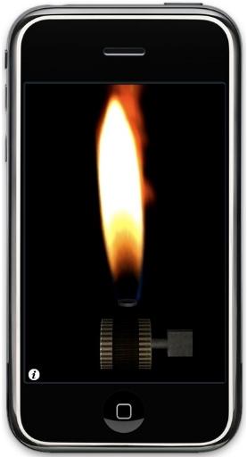 아이폰 소닉라이터(Sonic Lighter)