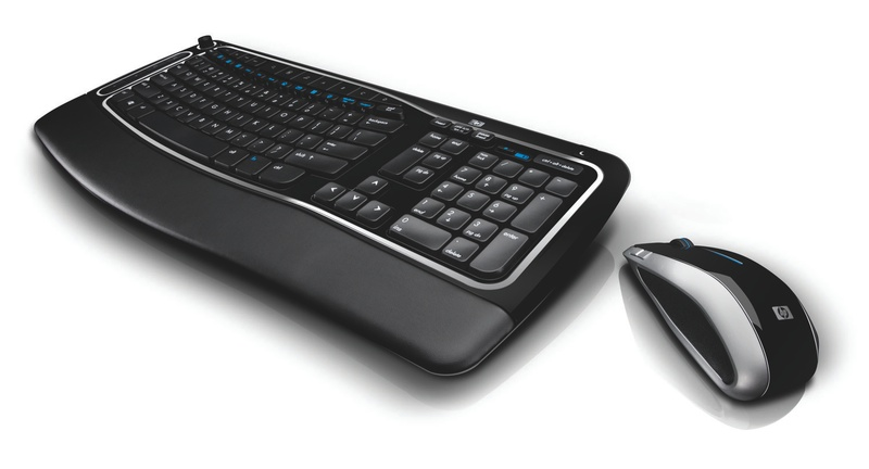 HP Wireless keyboard Comfort 560 - with Ctrl-Alt-Del key