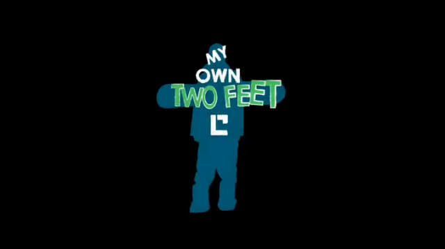 [2008] My Own Two Feet - Leeward Cinema, Snowboard DVD Teaser