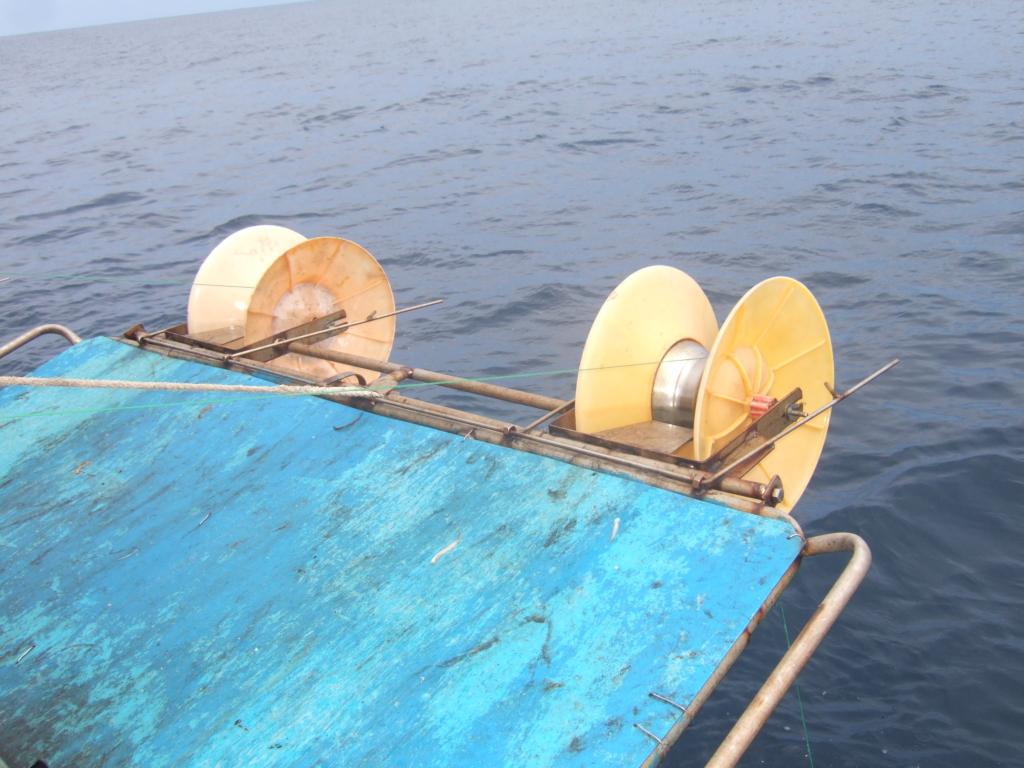 오징어 채낚기 조성기