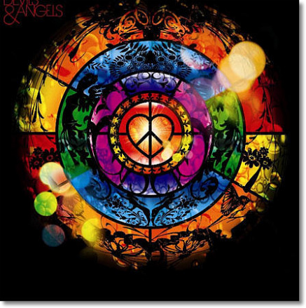 Melee - 2007 Devils & Angels (album)