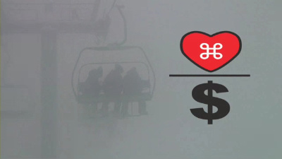 [2008] Love Over Money - Bluebird Wax, Snowboard DVD Teaser