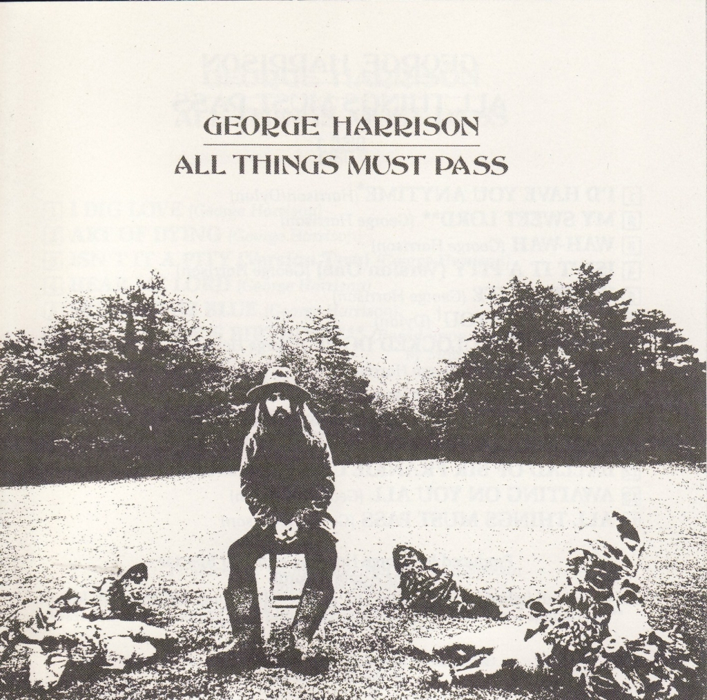 George Harrison - Tweeter & The Monkey Man