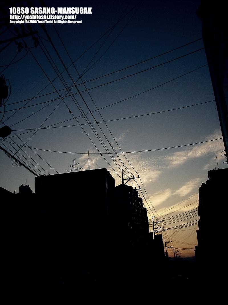 가을하늘 1