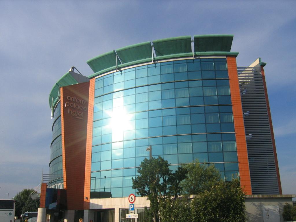 Hotel Antony Palace Venezia Aeroporto