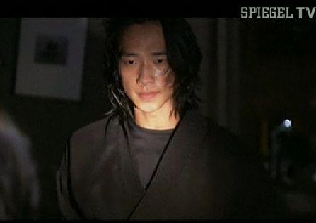 Rain Ninja Assasin SPIEGEL TV Jeong Ji Hun Bi Bee Jeong Ji Hoon