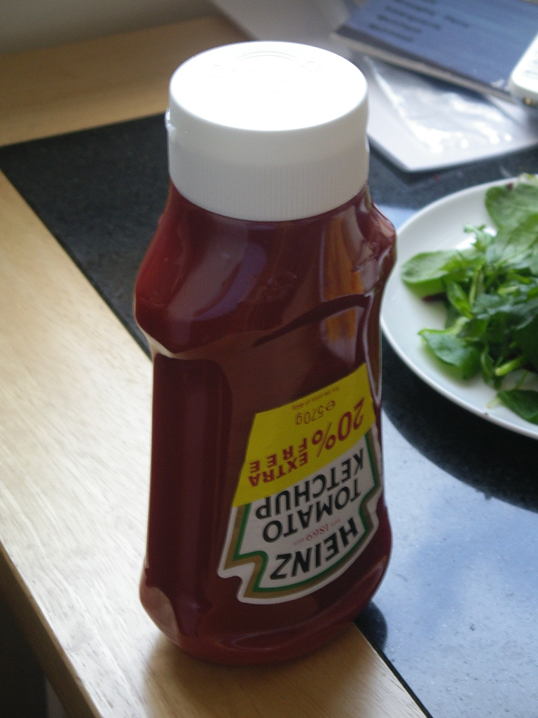 Ketchup Bottle and Universal Design