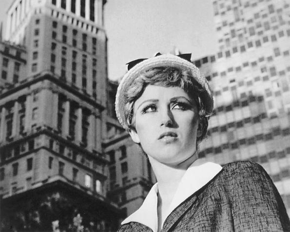 a biography of cindy sherman a camera artist