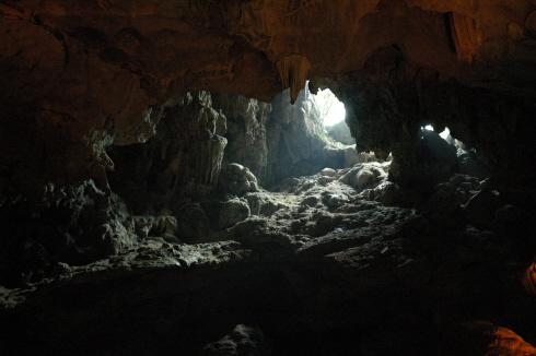 하롱베이 천궁동굴