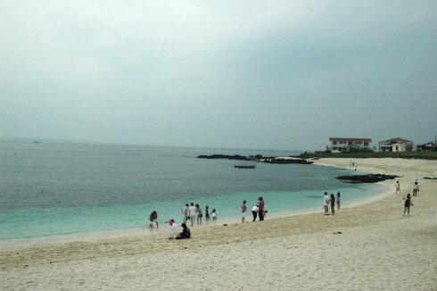 산호사해수욕장