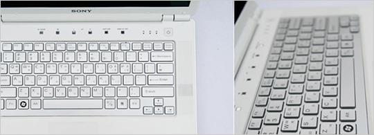 실버 리자드의 키보드의 감각적인 디자인은 노트북 키보드에 대한 선입견을 다시 한 번 깨줍니다