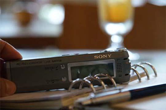 레코더 ICD-SX88