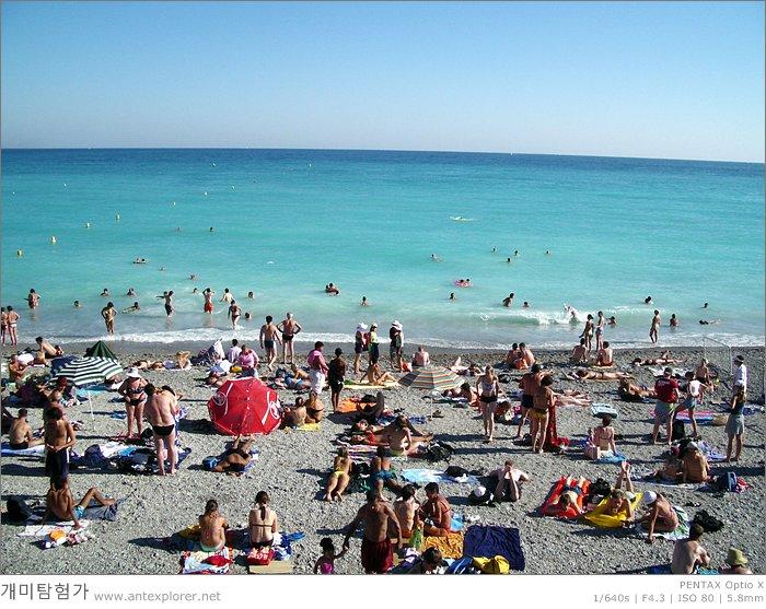 Summer, Nice