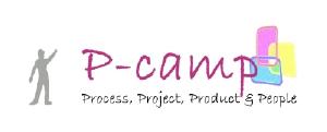 P캠프 로고